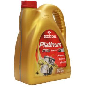 ORLEN Oil Platinum Max Expert XF Olej silnikowy 5W-30 (1)