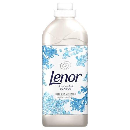 LENOR Deep Sea Minerals Płyn do zmiękczania tkanin (46 prań) (1)