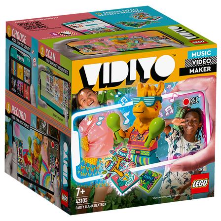 LEGO Vidiyo Party Llama BeatBox 43105 (7+) (1)