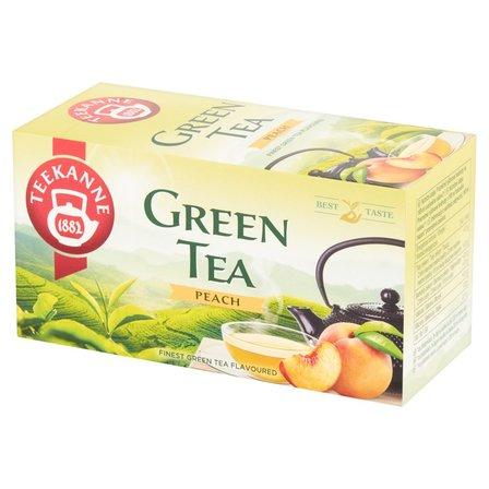 TEEKANNE Green Tea Peach Herbata zielona o smaku brzoskwiniowym (20 tb.) (1)