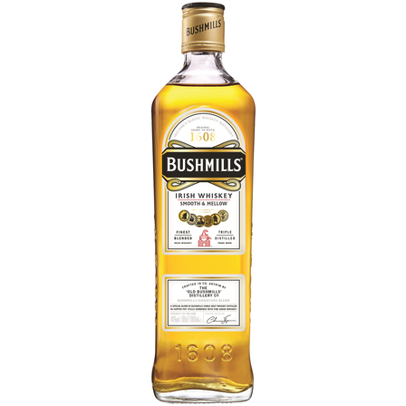 BUSHMILLS The Original Irlandzka whisky (1)