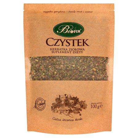 BIFIX Czystek Suplement diety Herbatka ziołowa (2)