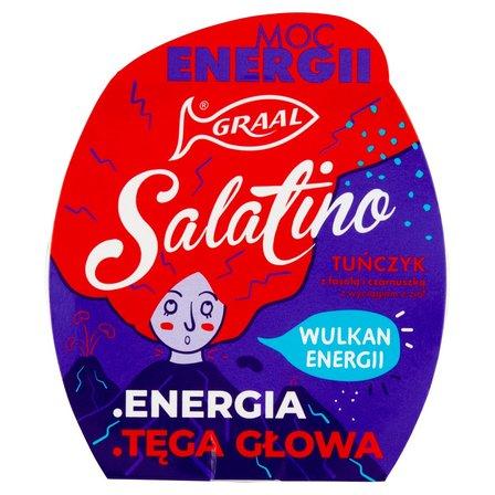 GRAAL Salatino Tuńczyk z fasolą i czarnuszką z wyciągiem z ziół (2)