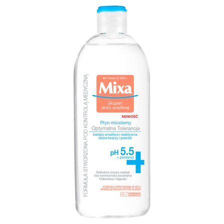 Mixa Płyn micelarny Optymalna tolerancja (1)