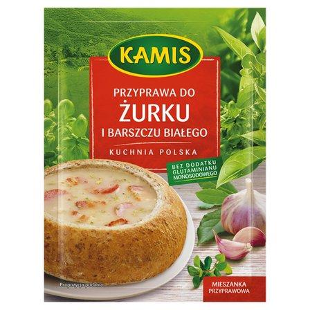 KAMIS Kuchnia polska Przyprawa do żurku i barszczu białego (1)
