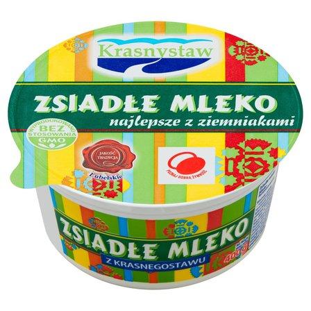 KRASNYSTAW Zsiadłe mleko z Krasnegostawu (1)
