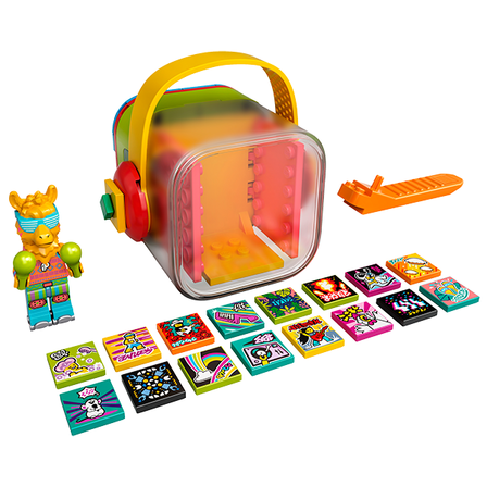 LEGO Vidiyo Party Llama BeatBox 43105 (7+) (2)