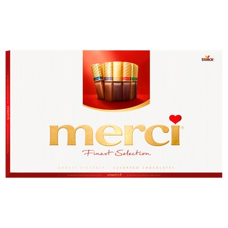 MERCI Finest Selection Kolekcja czekoladek (1)