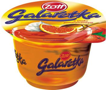 GALARETKA POMARAŃCZOWA 175G (1)