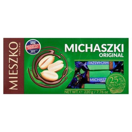 MIESZKO Michaszki Oryginalne Cukierki z orzechami w czekoladzie (2)