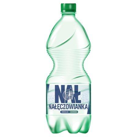 Nałęczowianka Naturalna woda mineralna gazowana 1 l (1)