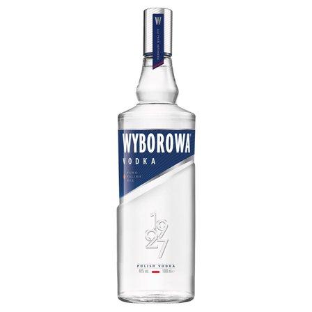 WYBOROWA Wódka (1)
