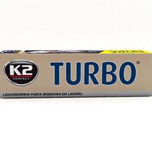 K2 Turbo Lekkościerna pasta woskowa do lakieru (1)