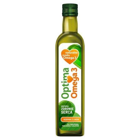 OPTIMA OMEGA3 Olej rzepakowy z olejem lnianym (2)