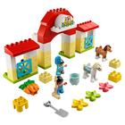 LEGO Duplo Stadnina i kucyki 10951 (2+) (2)