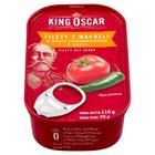 KING OSCAR Filety z makreli w sosie pomidorowym z chili (1)