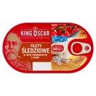 KING OSCAR Filety śledziowe w sosie pomidorowym z curry (2)