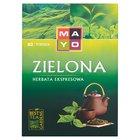 MAYO Zielona Herbata ekspresowa (80 tb.) (4)