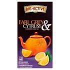 BIG-ACTIVE Earl Grey & Cytrusy Herbata czarna z cytrusami (20 tb.) (2)