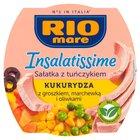 RIO MARE Insalatissime Mais e Tonno Gotowe danie z warzyw i tuńczyka (2)