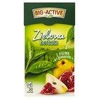 BIG-ACTIVE Zielona herbata z pigwą i granatem (20 tb.) (2)