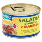 ŁOSOŚ Ustka Sałatka pikantna z makrelą (1)