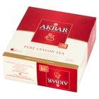 AKBAR Pure Ceylon Herbata czarna (100 tb.) (1)