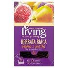 IRVING Herbata biała figowa z gruszką (20 tb.) (2)