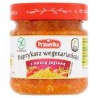 PRIMAVIKA Paprykarz wegetariański z kaszą jaglaną (2)