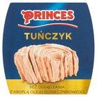 PRINCES Tuńczyk bez odsączania z kroplą oleju słonecznikowego (2)