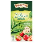 BIG-ACTIVE Zielona herbata z truskawką i graviolą (20 tb.) (2)