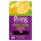 IRVING Herbata zielona cytrynowa (20 tb.) (2)