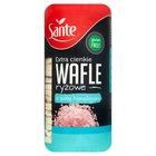 SANTE Extra cienkie wafle ryżowe z solą himalajską (1)