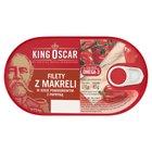 KING OSCAR Filety z makreli w sosoe pomidorowym z papryką (2)