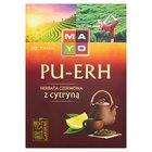 MAYO Pu-Erh Herbata czerwona z cytryną (80 tb.) (1)