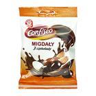 WIODĄCA MARKA Migdały w czekoladzie mix (2)