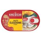 KING OSCAR Filety śledziowe w oleju (2)