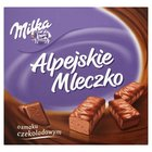 MILKA Alpejskie Mleczko Pianka o smaku czekoladowym (2)