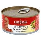KING OSCAR Tuńczyk w kawałkach w oleju roślinnym (1)