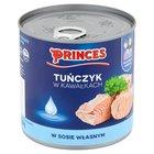 PRINCES Tuńczyk w kawałkach w sosie własnym (1)