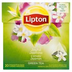 LIPTON o smaku Jaśmin Herbata zielona aromatyzowana (20 tb.) (2)