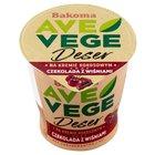 BAKOMA Ave Vege Deser na kremie kokosowym smak czekolada z wiśniami (1)