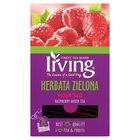 IRVING Herbata zielona malinowa (20 tb.) (2)