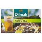 DILMAH Zielona herbata z trawą cytrynową i naturalnym aromatem cytryny (20 tb.) (2)
