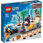 LEGO City klocki Skatepark Rampa 60290 (5+) (1)