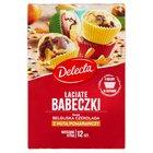 DELECTA Łaciate babeczki smak belgijska czekolada z nutą pomarańczy (2)