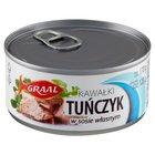 GRAAL Tuńczyk kawałki w sosie własnym (1)