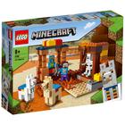 LEGO Minecraft Punkt handlowy 21167 (8+) (1)