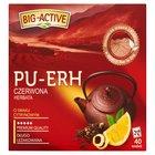 BIG-ACTIVE Pu-Erh Herbata czerwona o smaku cytrynowym (40 tb.) (2)
