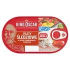 KING OSCAR Filety śledziowe w sosie pomidorowym z papryką (2)